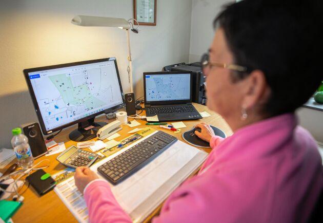 Under sina många år som syneman har Marianne Andersson träffat många jordägare och arrendatorer och samlat på sig mycket kunskap om vad som är viktigt att tänka på i arrendeförhållandet.