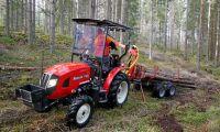 TV: Här är minitraktorn som kan utklassa din ATV