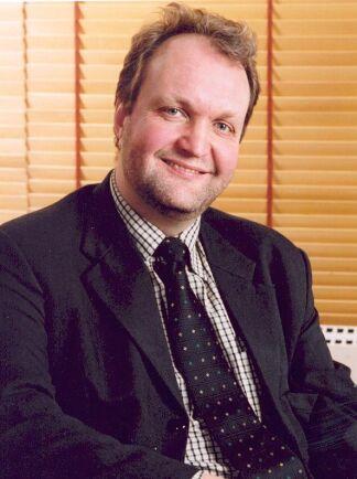 Mikael Jeppson, spannmålschef på Lantmännen.