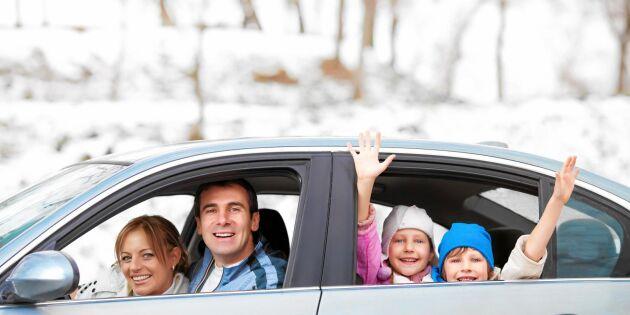 Checklista: Så vintersäkrar du bilen i 5 steg
