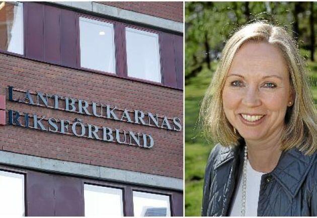 Erika Brendov, LRF:s expert i djurskyddsfrågor.