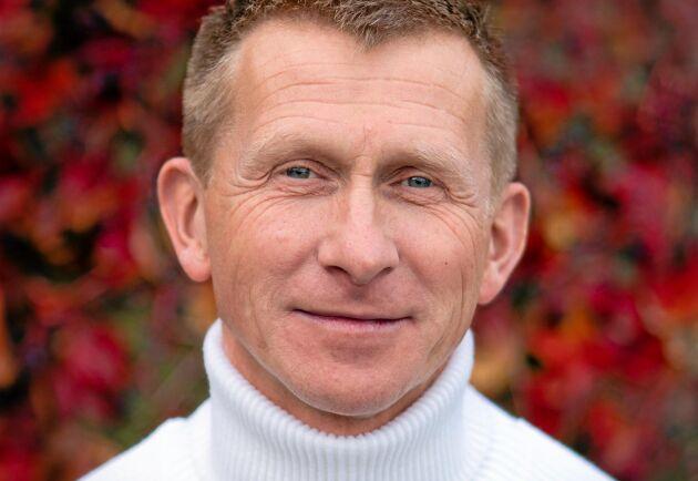 Martin Ringqvist, kreativ chef på Oatly.