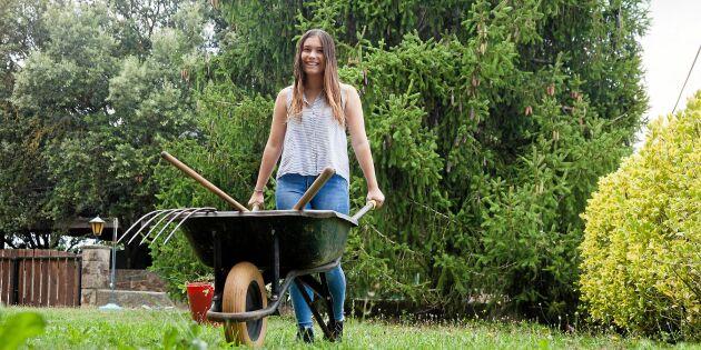 Plastbanta trädgården – 5 smarta tips!