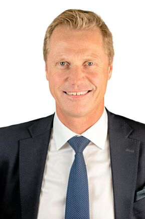 Henrik Sjölund, VD Holmen.