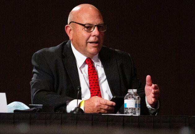 Zippy Duvall, ordförande för American Farm Bureau Federation.