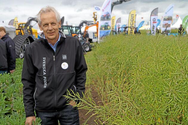 Arne Rantzow, vd för Svenska Foder.