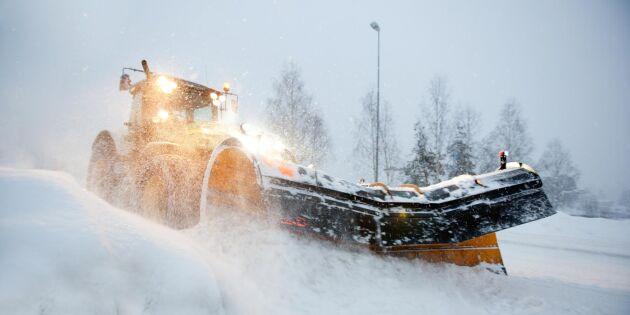Ny rapport: Risk att snösvängen stannar