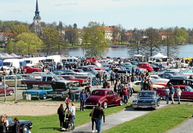 Lindesberg är en av landets växande landsbygdsorter.