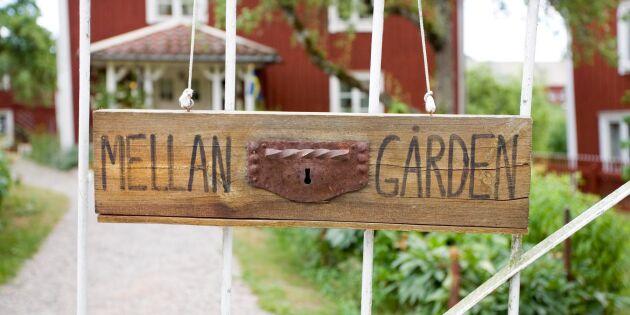 Nu säljs Mellangården i Bullerbyn – spana in idylliska sagovillan!