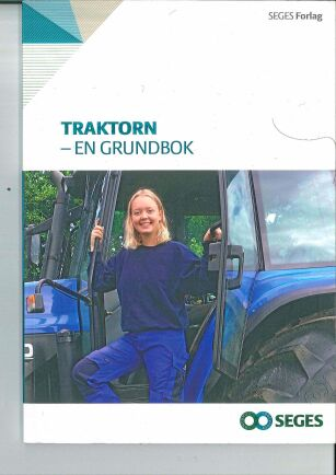 Läroboken Traktorn kan beställas från Seges via netbutikken.seges.dk.