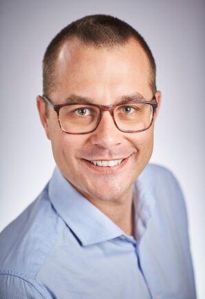 Fredrik Svensson, Energigas Sverige.