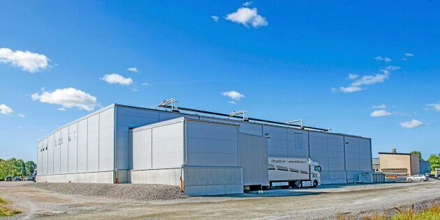 Dahlbergs Slakteri i Brålanda investerade för några år sedan 30 miljoner kronor i en ny styckningsanläggning.