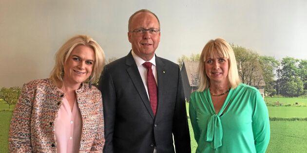 LRF startar nytt gemensamägt tillväxtbolag