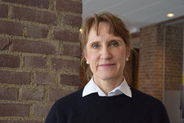 Generaldirektör Christina Nordin.