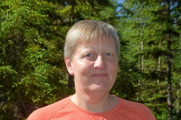 Valgerður Jónsdóttir, Konur í skógi : – Det är väldigt intressant att träffa andra kvinnor som har så mycket kunskap om skog och skogsbruk. På traditionella konferenser blir det ofta så att männen pratar mest, nu får alla utrymme.
