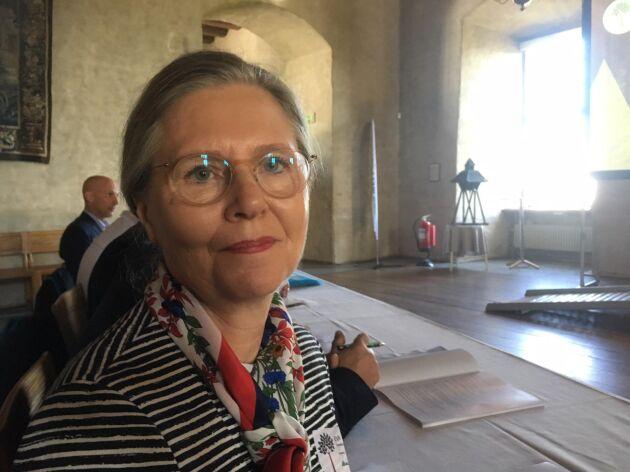 Sveaskogspersonal känner sig hotad. Läget är oacceptabelt, menar ordförande Eva Färnstrand.