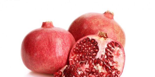 Superfrukt eller inte? 6 påståenden och sanningar om granatäpple
