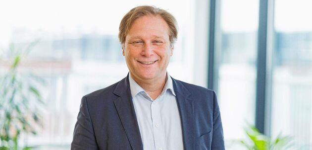 Peter Normark, VD för LRFs dotterbolag Macklean.