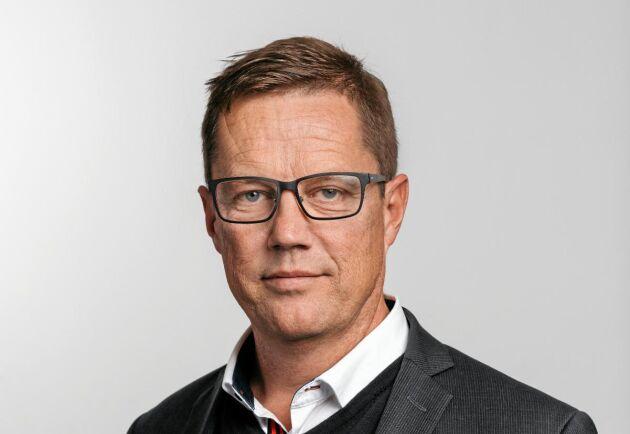 Ulf Möller, segmentsansvarig Skog & Lantbruk Swedbank och Sparbankerna.