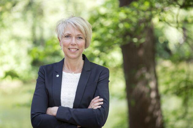 Ordförande Helena Jonsson