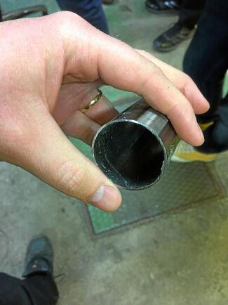 Grindarna ska tillverkas av höghållfast stål och nu pågår arbetet med att välja material och design till prototyper.