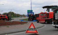 Lastbilsförare sällan alkoholpåverkade vid olyckor