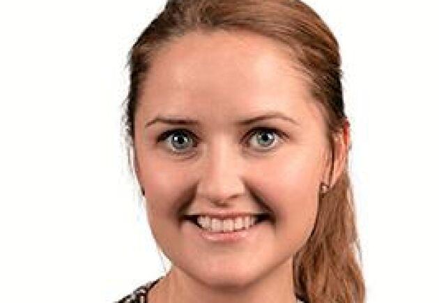 Christine Andersson, affärsrådgivare LRF Konsult.
