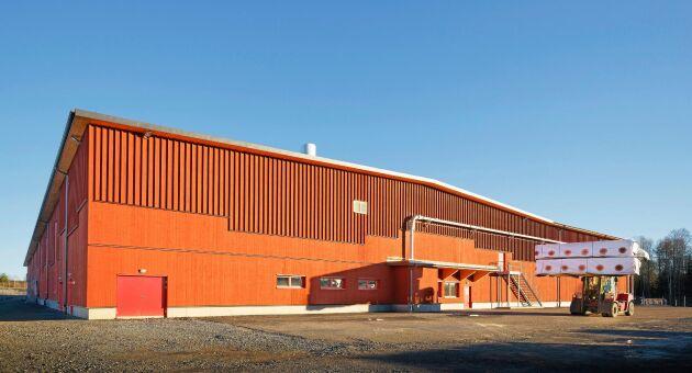 60 nya jobb har skapats på CLT-fabriken vid Gruvöns sågverk i Grums, uppger Stora Enso.
