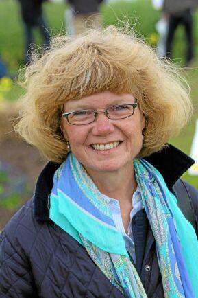 Anna Carlström, medlemschef vid Lantmännen.
