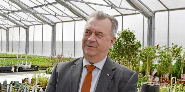 """Sven-Erik Bucht bryter tystnaden: """"Är glad och lättad"""""""
