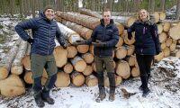 En skogsaffär i digital förändring