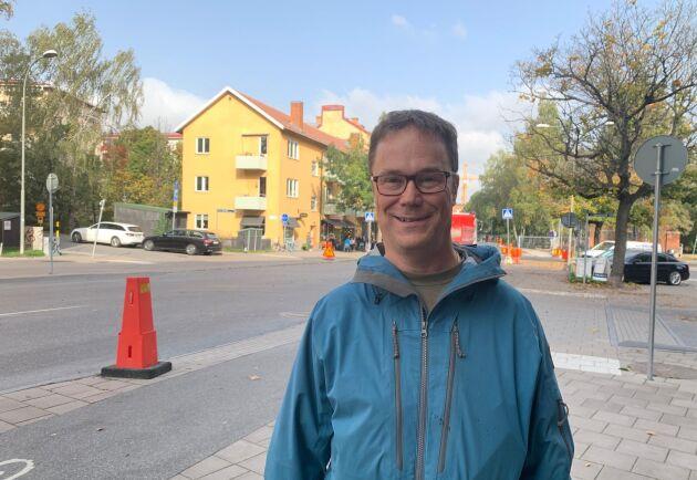 Ekobot, med konstruktören Ulf Nordbeck i spetsen, har fått ett stöd från EU:s utvecklingsfond för att vidareutveckla sin lantbruksrobot.