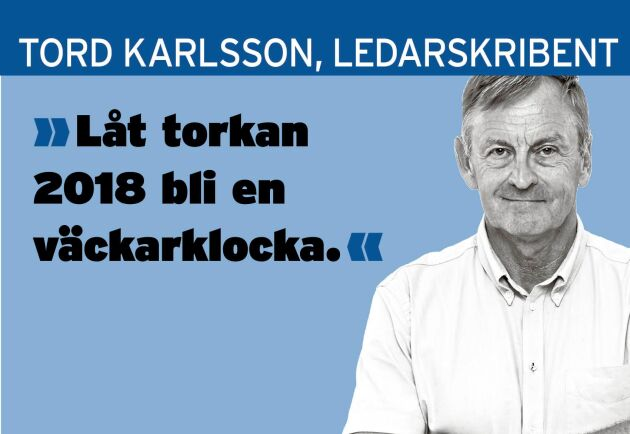 ATL:s ledarskribent Tord Karlsson.