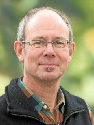 Lars Rytter på Skogforsk har studerat hybridaspen.