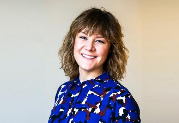 Hélène Bagge ska börja arbeta på Svensk Fågel.