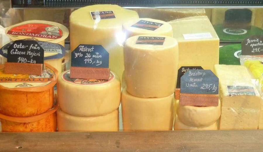 Land.se skriver om Sivans ost i Vara