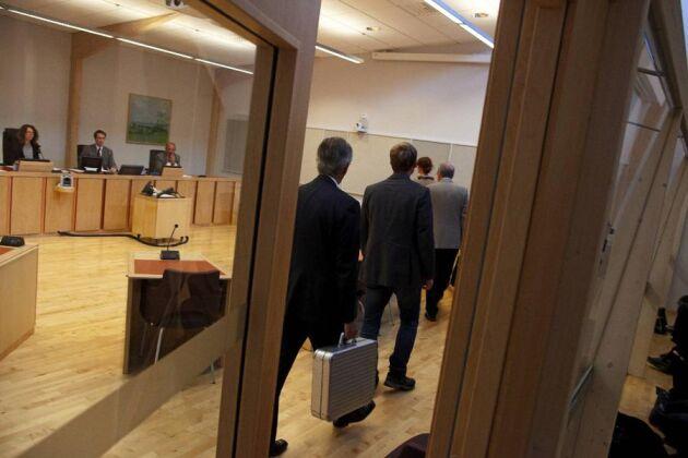 Snabbt avklarat. Huvudförhandlingen som satte punkt för den så kallade grisskandalen genomfördes under torsdagens förmiddag. Om en vecka meddelar Nyköpings tingsrätt dom.