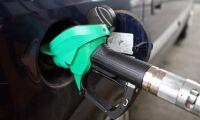 Nytt prisrekord på bensin igen