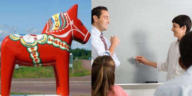 Falun först i landet med nytt skolkoncept för nyanlända ungdomar