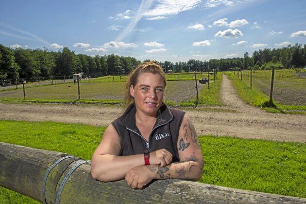Förslagen från utredningen om övergödning fick Ullrica Landmér att protestera. Med sig fick hon många som tyckte likadant. Nu är hon på plats 10 på Land Lantbruks 50-lista.