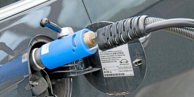 Så många fler tankar din biogas