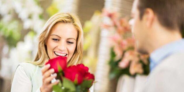 Lär dig prata blomsterspråket: Det här betyder blomman