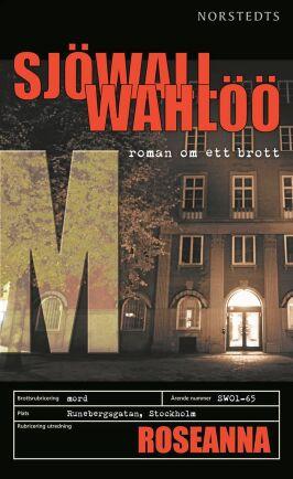 """""""Roseanna"""" av Maj Sjöwall och Per Wahlöö."""