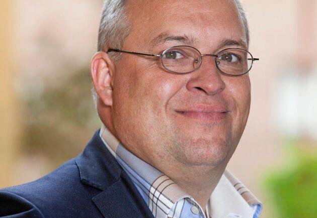 Tjitte de Vries, ansvarig för uppdraget på Jordbruksverket.