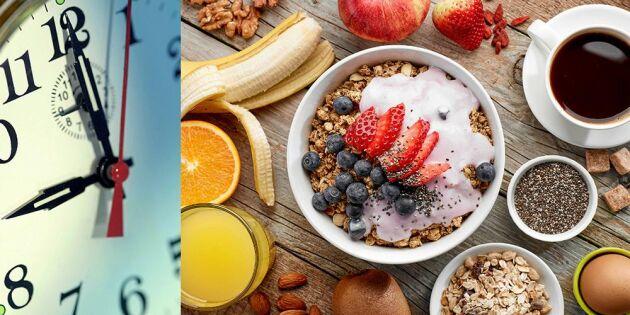 """Viktdoktorn: """"Därför ska du inte äta frukost direkt när du vaknar"""""""