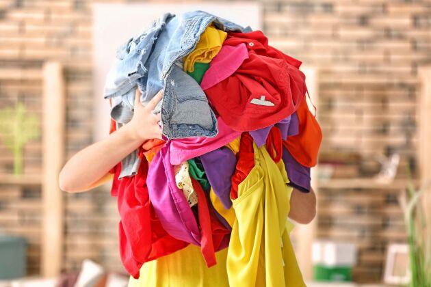 Klädindustrin är den näst mest förorenande industrin efter olja.