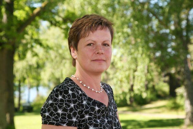 Åsa Odell har avböjt att kandidera.