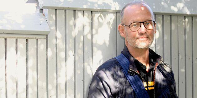"""Anders lever med obotlig cancer: """"Meningen med livet är att vårda sina relationer"""""""