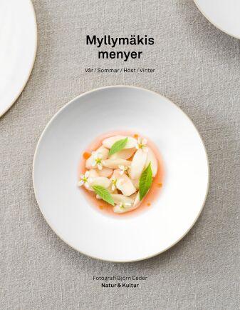 Myllymäkis menyer är stjärnkocken Tommy Myllymäkis senaste kokbok.