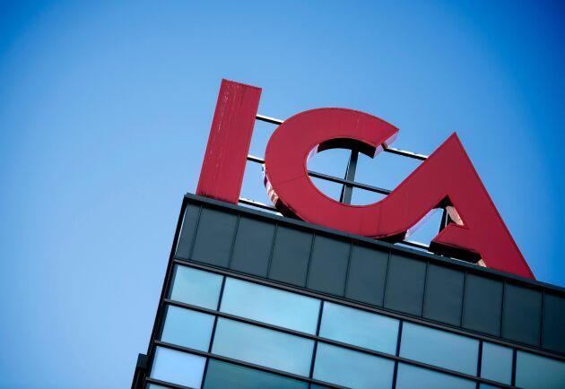 ICA Gruppen, detlahandel. Huvudkontor i Solna. Arkivbild.